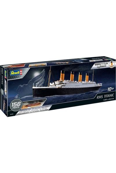 Revell Model Kit Rms Titanic Easy Click 5498
