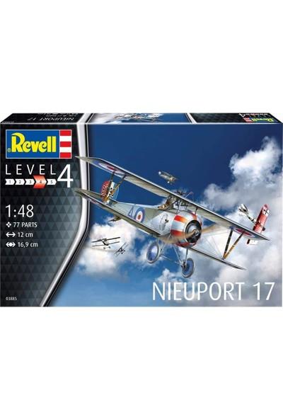 Revell Maket Nieuport 17 03885