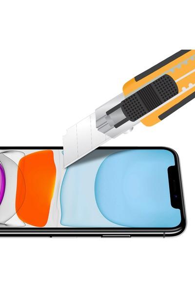 Buff Apple iPhone 11 Pro Max/XS Max 5D Privacy Ekran Koruyucu