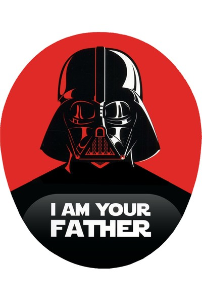 İyi Fikirler Darth Vader Bilek Destekli Mousepad