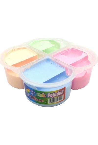 Elif Pofuduk Slime 4 Renk