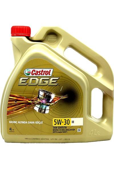 Castrol Edge 5W30 M (Üretim Yılı: 2019)