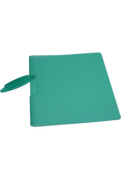 Daily Pp Sırttan Sıkıştırmalı Dosya Yeşil