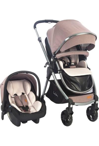 Pierre Cardin Trendy +Plus Travel Sistem Bebek Arabası