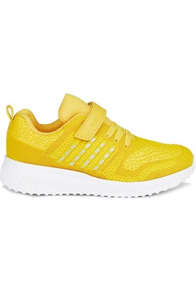 Vicco Sharp Unisex Çocuk Sarı Spor Ayakkabı