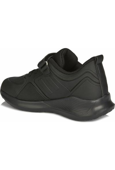 Vicco Force Unisex Genç Siyah Spor Ayakkabı
