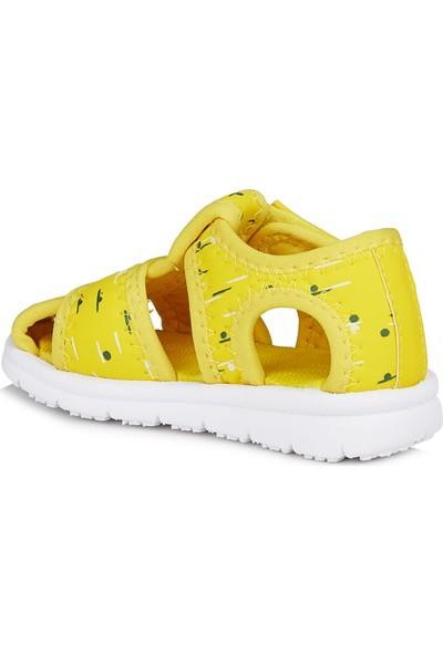 Vicco Bumba Unisex Bebe Sarı Sandalet