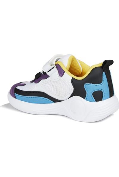 Vicco Yoda Kız Bebe Beyaz/Mor Spor Ayakkabı