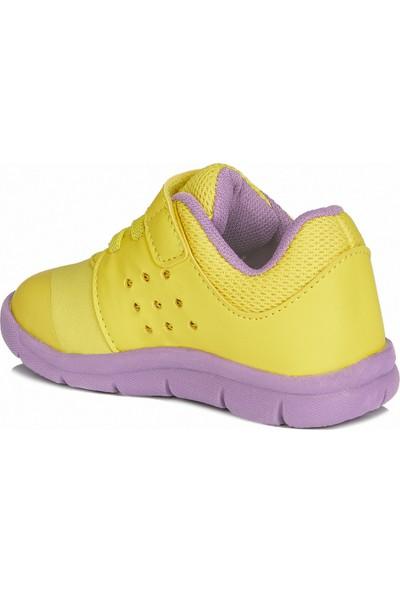 Vicco Mario II Unisex Çocuk Sarı Spor Ayakkabı