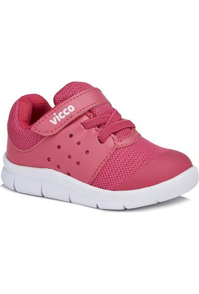 Vicco Mario Kız Bebe Fuşya Spor Ayakkabı
