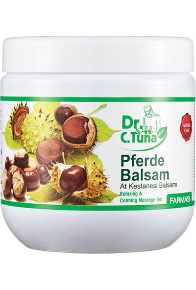 Farmasi Dr. C. Tuna At Kestanesi Masaj Jeli 500 ml