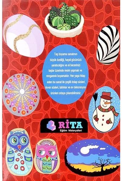 Rita Eğitim Oyun Materyalleri Taş Boyama Sanatı Seti