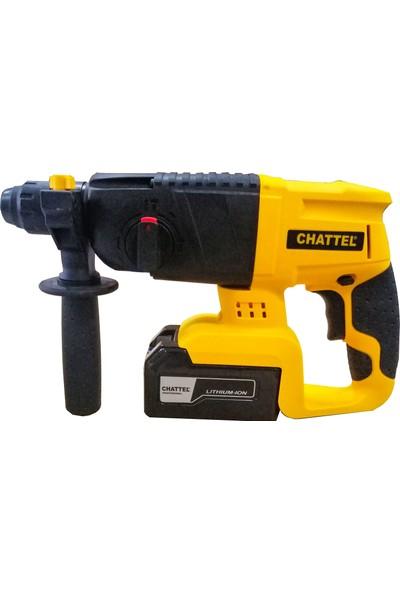 Chattel CHT-4126 Lıthıum Kırıcı Delici