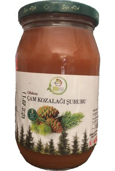 Şifa Ana Çam Kozalağı Şurubu Şekersiz 370 gr
