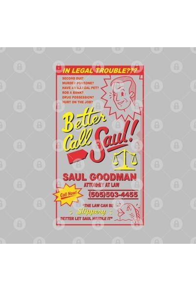 Fizello Better Call Saul Goodman Kupa Bardak