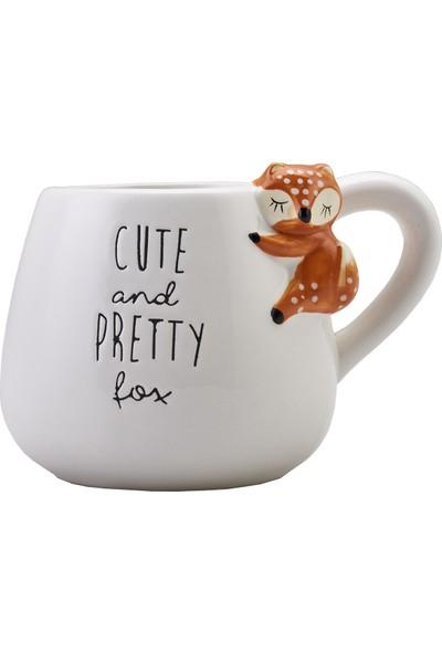 Karaca Animal Fox Kupa/Mug