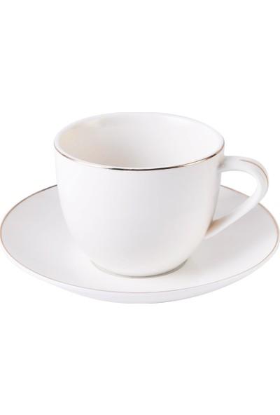 Karaca Pool 6 Kişilik Kahve Fincan Takımı