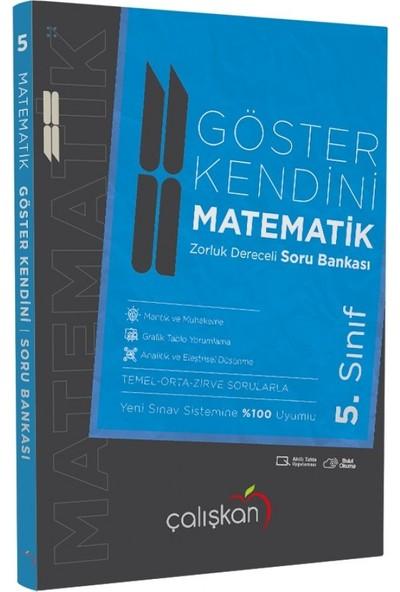 Çalışkan Yayınları 5. Sınıf Matematik Göster Kendini Soru Bankası