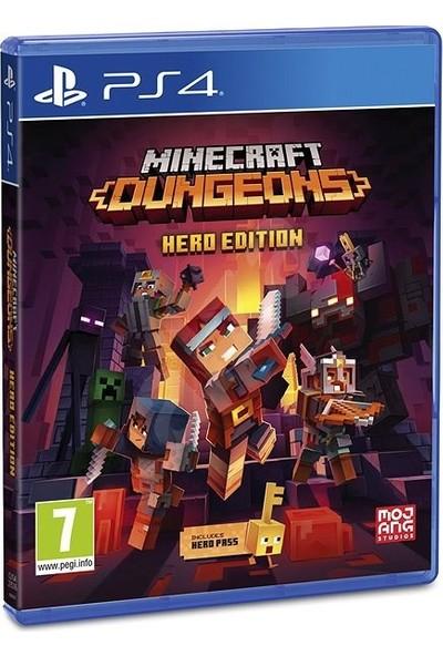 Minecraft Dungeons PS4 Oyun
