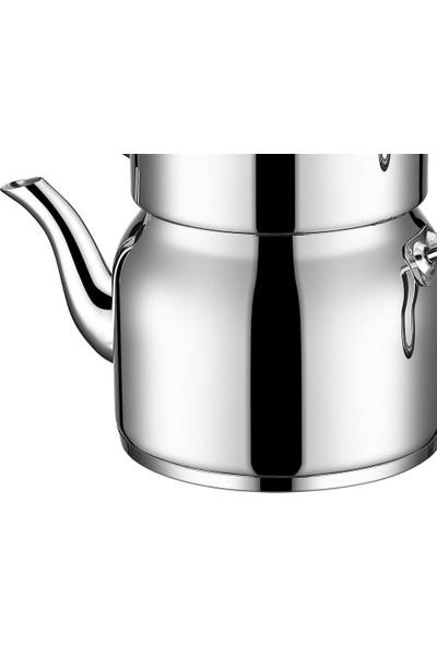 Raymond Jumbo Xl Çelik Çaydanlık Takımı 6 lt No:10