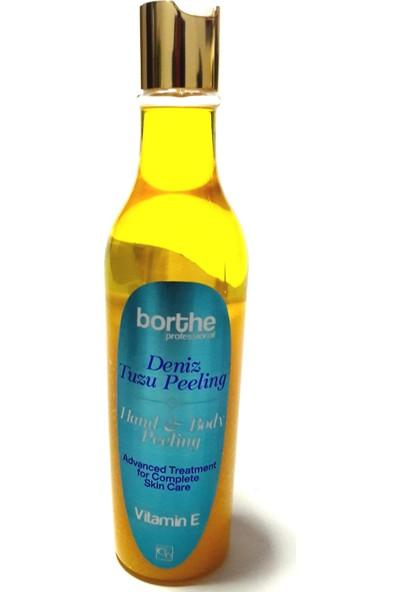 Borthe Profesyonel Deniz Tuzu Peeling Portakal 300 ml