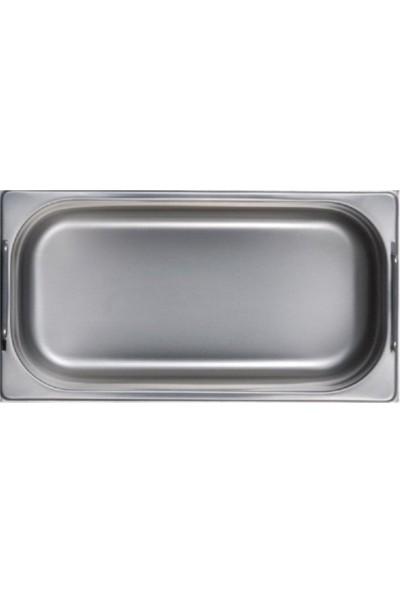 Kayalar 1/9 Gastronorm Küvet, 17.6X10.8X6.5 Cm, 0,6 Lt.