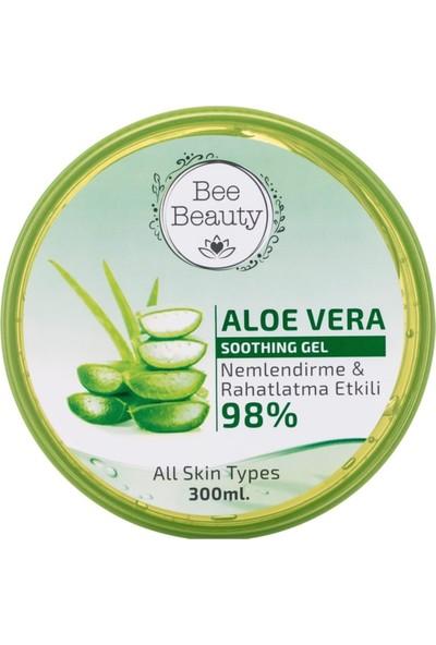 Bee Beauty %98 Aloe Vera Ekstreli Nemlendirici Jel 300 ml