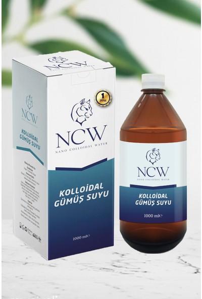 NCW Kolloidal Gümüş Suyu 1 Ppm 1 lt