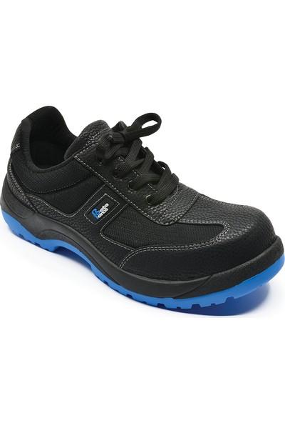 Beta Force Kompozit Burun Iş Ayakkabısı BTF500 Mavi Taban
