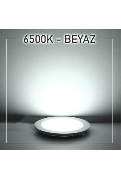Dünya LED 36W Sıva Altı Backlight Ayarlanabilir LED Panel