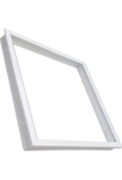 Dünya LED Sıva Üstü LED Panel Boş Kasa 60 x 60 cm