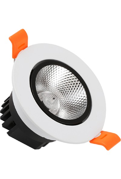Dünya LED 5W Lensli LED Downlight