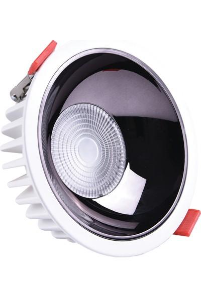 Dünya LED 12W Sıva Altı LED Downlight