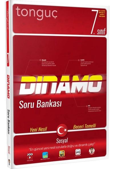 Tonguç Akademi 7. Sınıf Sosyal Bilgiler Dinamo Soru Bankası