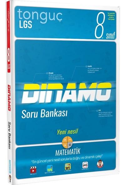 Tonguç Akademi 8. Sınıf Matematik Dinamo Soru Bankası