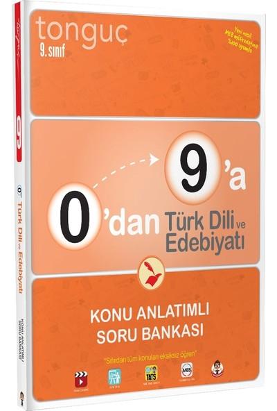 Tonguç Akademi 0'dan 9'a Türk Dili ve Edebiyatı Konu Anlatımlı Soru Bankası