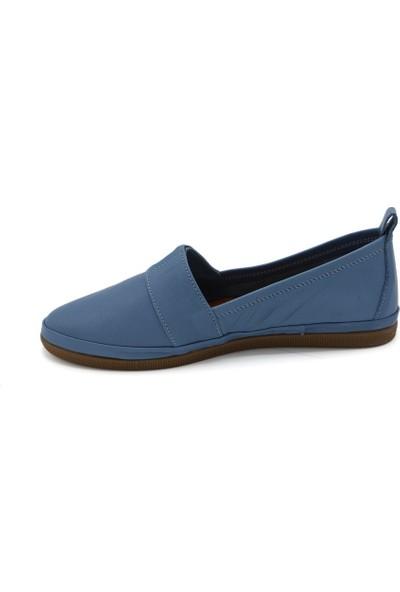 Cityzen 61 Kadın Deri Ayakkabı
