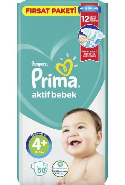 Prima Fırsat Paket 4+ Ma x ı Plus 50'lı