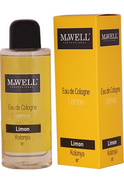M&well Limon Kolonya 220 ml