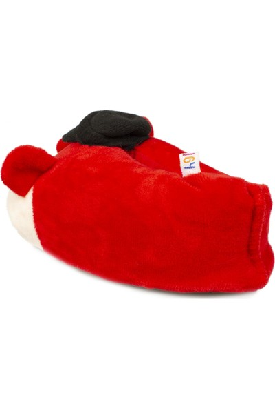 Twigy Rr0670 Levik Kırmızı Çocuk Panduf