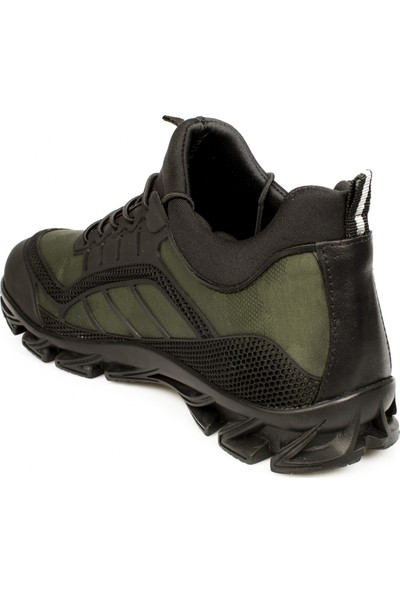 Scootland 12501 Casual Siyah Erkek Ayakkabı