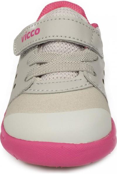 Vicco 346.b20K.153Bebe Phylon Fuşya Çocuk Ayakkabı