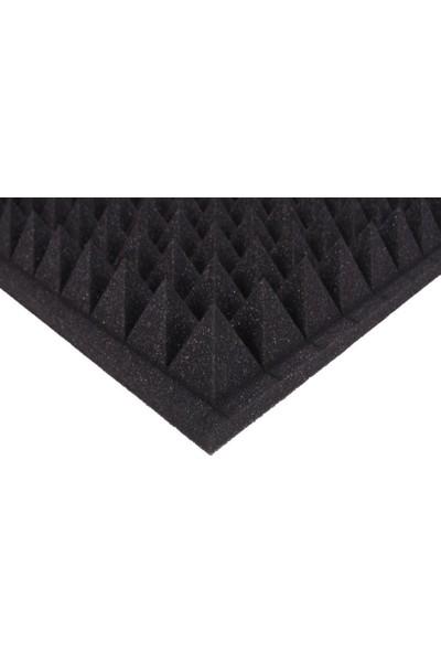 Center Acoustic Akustik Piramit Sünger 5 cm Dekoratif 50 x 50 cm Yapışkanlı