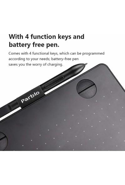 Parblo A640 8192 Grafik Tablet (Yurt Dışından)