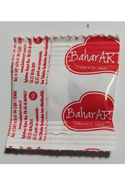 Baharart Baharatta Sanat Tek Kullanımlık Pul Biber