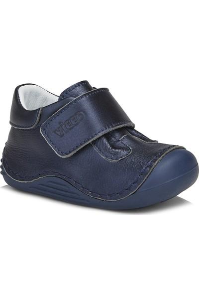 Vicco Pupa Erkek İlk Adım Lacivert Günlük Ayakkabı