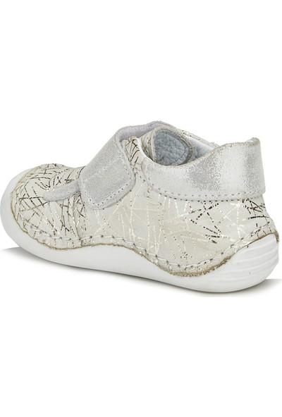 Vicco Little Kız İlk Adım Gümüş Günlük Ayakkabı