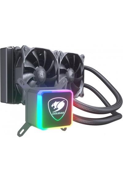 Cougar Aqua 240 CGR-AQUA-240 RGB 2x Fan Sıvı CPU Soğutucusu