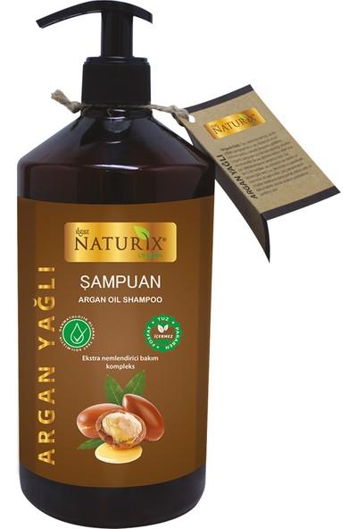 Naturix Argan Yağlı Saç Şampuanı 600 ml