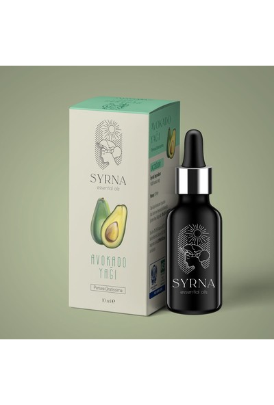Syrna Avokado Yağı 10 ml